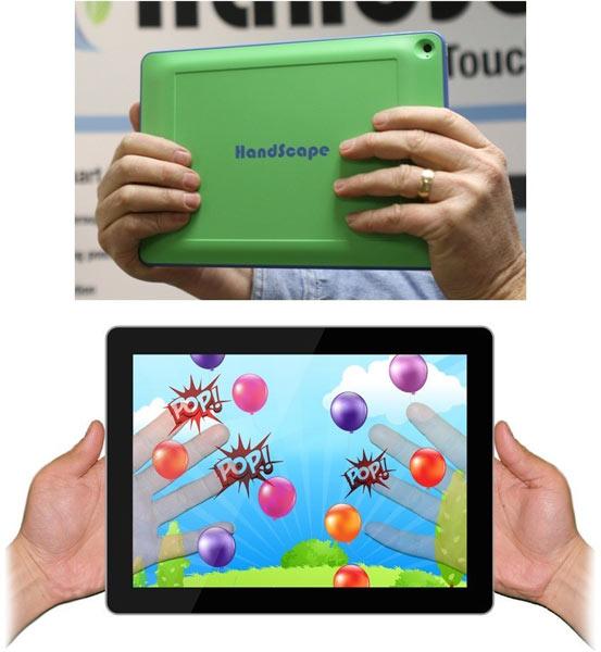 ��������� ����� HandScape � ����� ������ �������������� � ���������