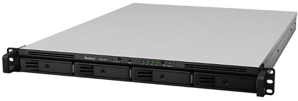 RackStation RS815+ и RackStation RS815RP+ заключается в том, что вторая модель имеет резервный блок питания