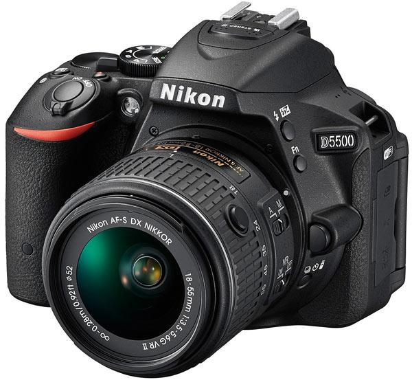 Камера Nikon D5500