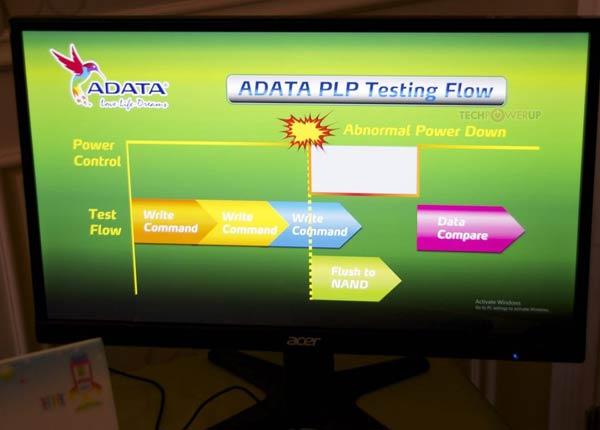 К достоинствам SSD Adata SR1010 можно отнести наличие механизма защиты данных при отключении питания