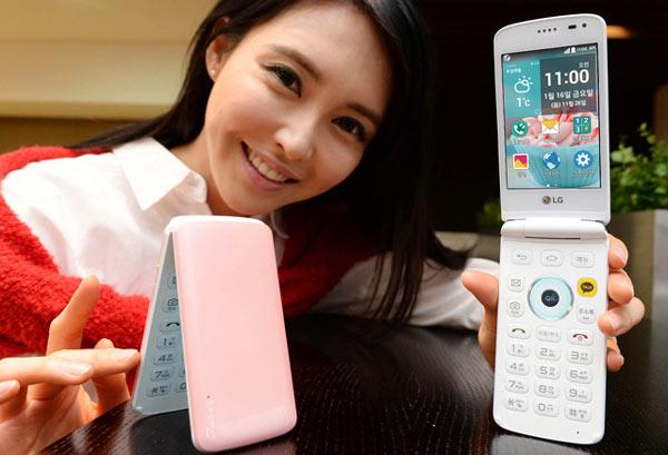 Пока купить смартфон LG Ice Cream Smart можно только в Южной Корее