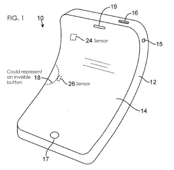Компания Apple выпустила гибкий смартфон за несколько месяцев до получения патента