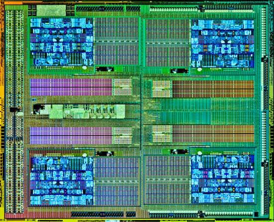 GlobalFoundries будет выпускать GPU AMD, используя 28-нанометровый техпроцесс SHP