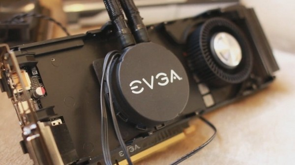 EVGA GeForce GTX 980 Classified KingPin Edition Classified Hydro Copper