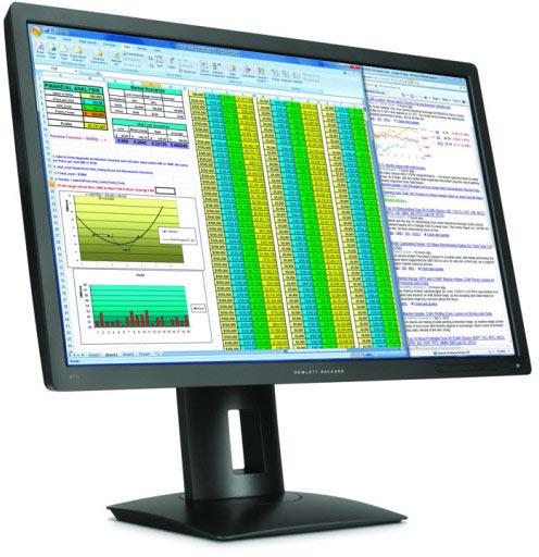 Мониторы HP Z27s, HP Z24s и HP Z27q способны отображать 1,07 млрд цветов
