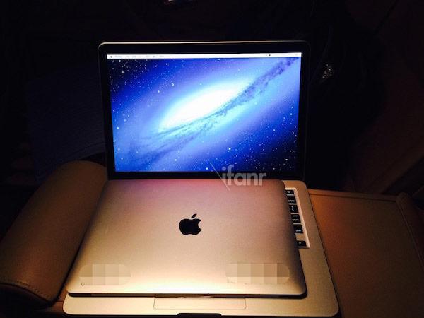 По предварительным данным, 12-дюймовый ноутбук Apple MacBook Air будет оснащен дисплеем Retina