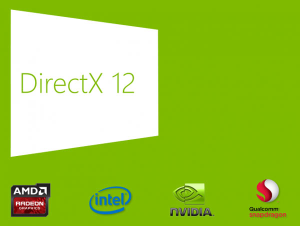 Современные графические решения совместимы с DirectX 12 лишь частично