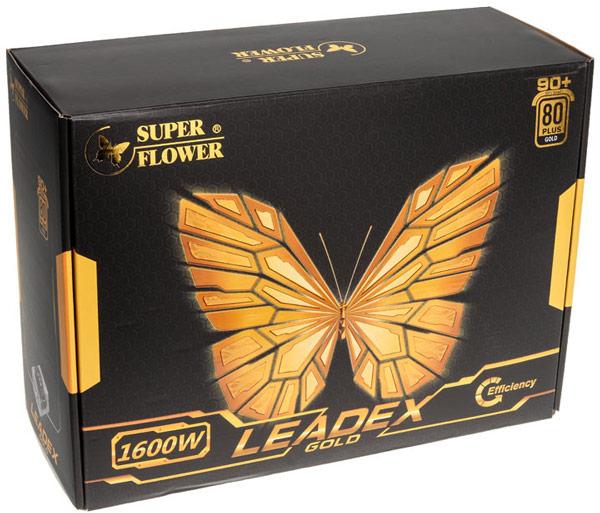 ����� ����� ������� Super Flower ����� Leadex ����� ��������� ��������� �������