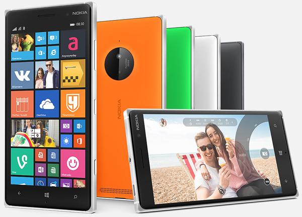 У Nokia lumia 830 появится более доступный аналог