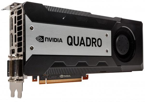 Основой графического ускорителя Nvidia Quadro M6000 служит GPU GM200