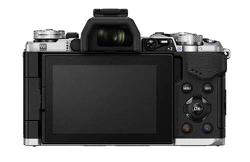 Появились первые изображения камеры Olympus E-M5 II