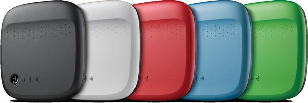 ���������� Seagate Wireless ������������ ��� ������������� ��������� � ���������� ������������