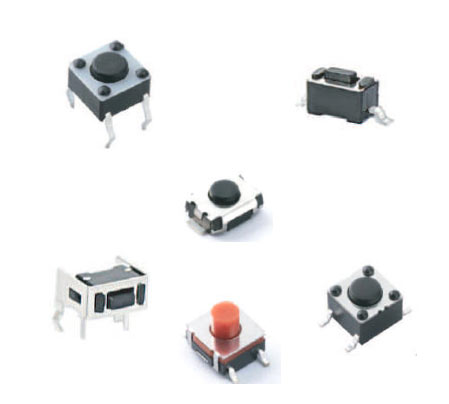 Микропереключатели серий CTS 222A, 222B, 222C и 223A предназначены для электронных устройств, в том числе, потребительских