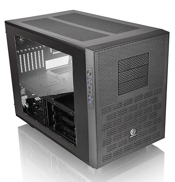 Корпус Thermaltake Core X9 имеет сертификат Tt LCS Certified