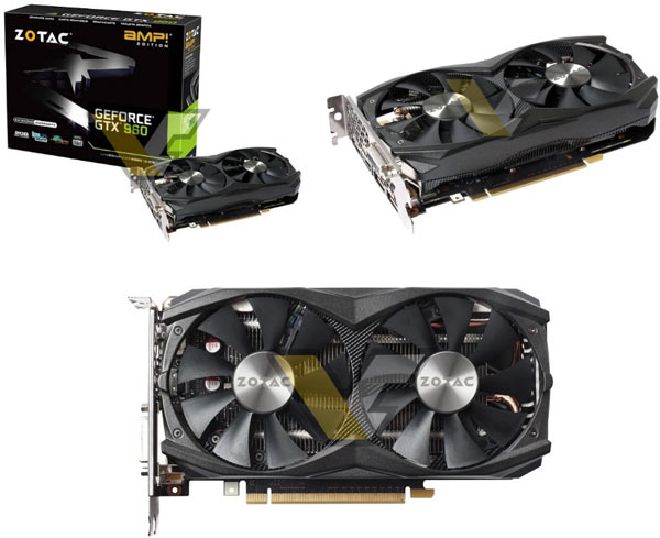 Анонс 3D-карты Nvidia GeForce GTX 960 ожидается 22 января