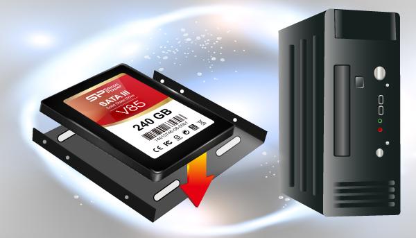 Silicon Power Velox 85