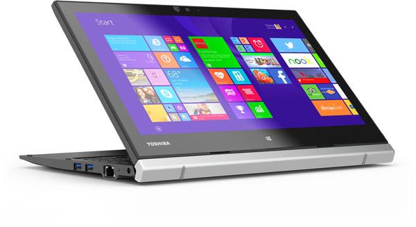 Основой гибридного мобильного ПК «2-в-1» Toshiba Portege Z20t служит процессор Intel Core M