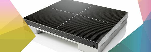 Размеры активной области приемника Teledyne DALSA Rad-icon 3030 — 30,6 x 30,7 см