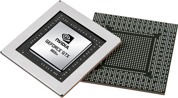 Мобильная 3D-карта Nvidia GeForce GTX 965M появилась в каталоге производителя