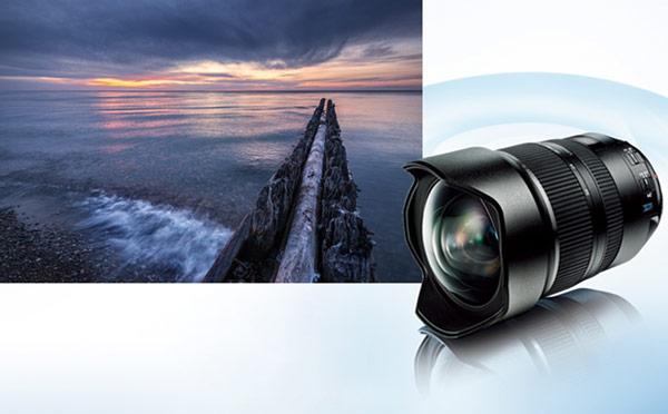 Продажи объектива Tamron SP 15-30mm f/2.8 Di VC USD (A012) за пределами Японии начнутся 30 января