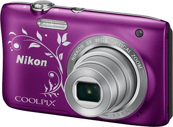 В компактной камере Nikon Coolpix S2900 используется датчик изображения типа CCD