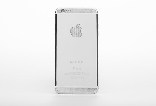 Смартфоны Brikk Lux iPhone 6 Diamond Select и Brikk Lux iPhone 6 Plus Diamond Select доступны в 12 вариантах
