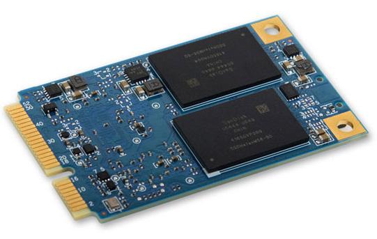 SanDisk Ultra II в исполнении mSATA