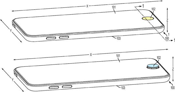 По словам Apple, сенсорные экраны не всегда удобны для управления мобильным устройством