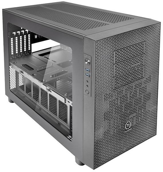 ������ ��� �� Thermaltake Core X2 ����� ���������� Tt LCS Certified