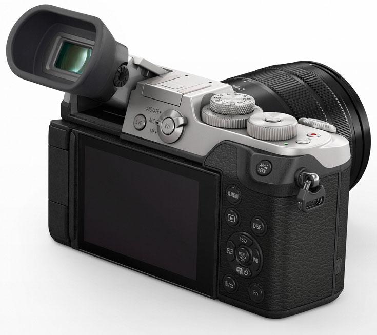 ззеркальная камера Panasonic Lumix DMC-GX8