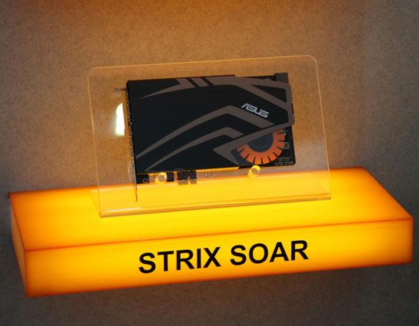 Звуковые карты Asus Strix Raid DLX и Strix Raid Pro будут комплектоваться внешним модулем