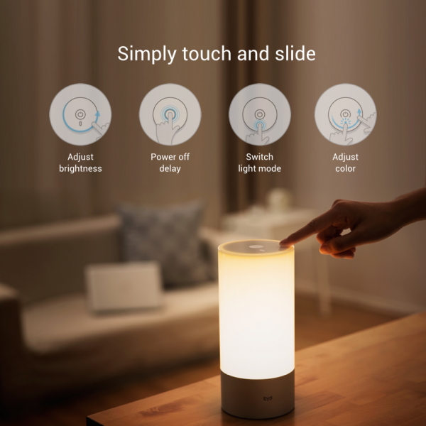 Xiaomi Yeelight Bedside Lamp, Mi Bluetooth Headset и i-Youth Smart Air Conditioner