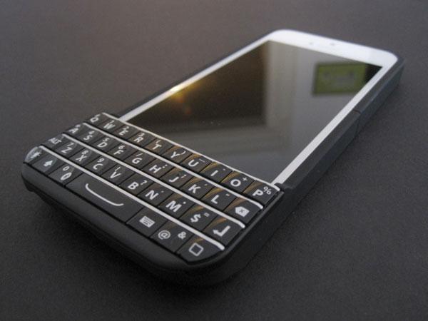 BlackBerry и Typo