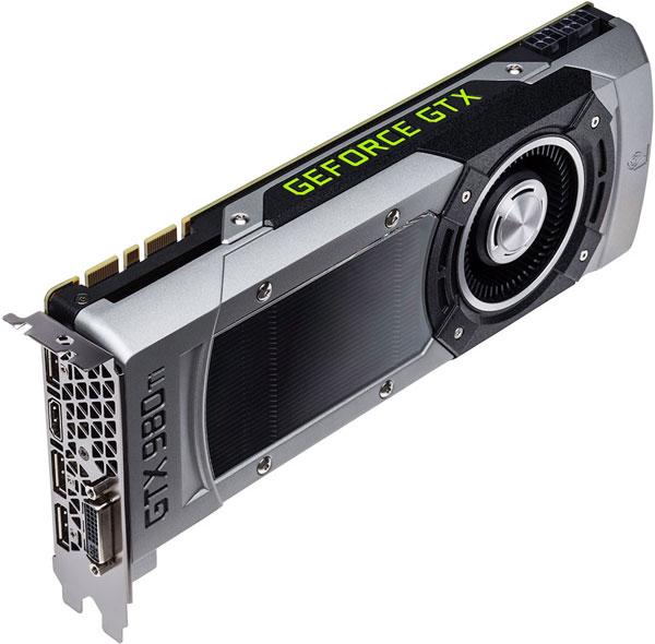 В России 3D-карта Nvidia GeForce GTX 980 Ti будет стоить 40 000 рублей