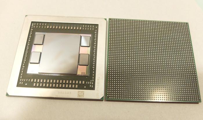 Опубликована блок-схема GPU