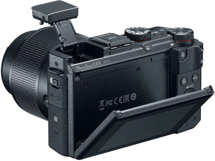 Продажи Canon PowerShot G3 X