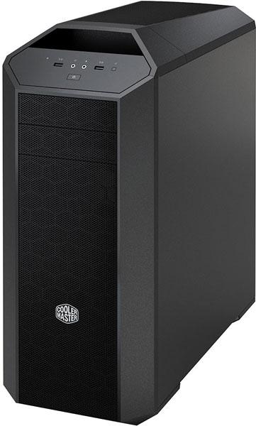 Представлен компьютерный корпус Cooler Master MasterCase с настраиваемым экстерьером