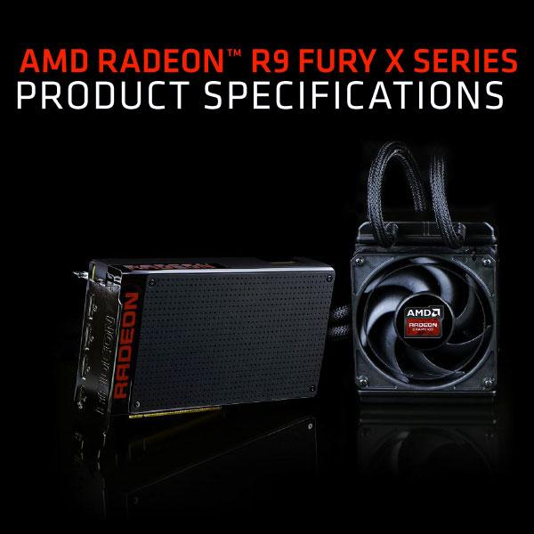 Продажи AMD Radeon R9 Fury X должны начаться 24 июня по рекомендованной цене $649