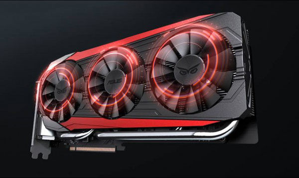 Модель ROG Poseidon GeForce GTX 980 Ti оснащена гибридной системой охлаждения
