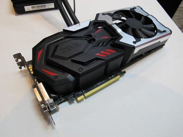 PowerColor R9 390X 8GB Devil 13