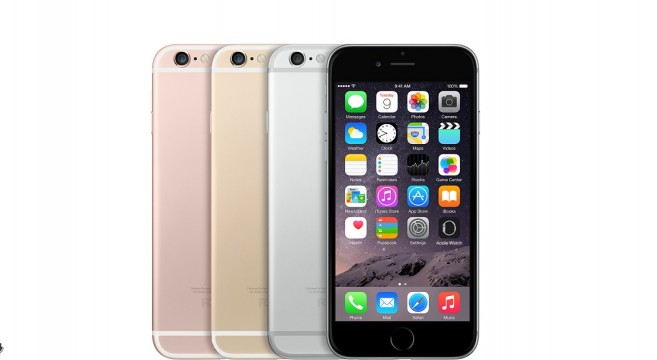 �������� Apple iPhone 6S ������� ��������� ������� � ���������� Force Touch