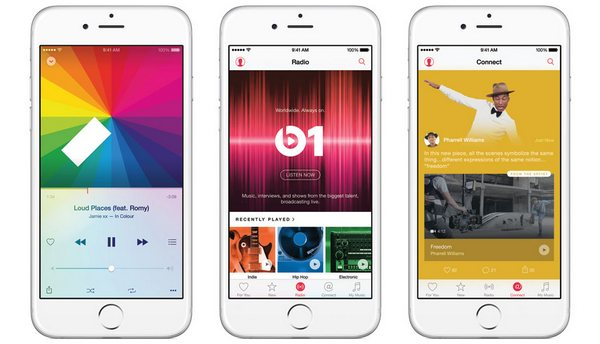 Apple Music Beats 1