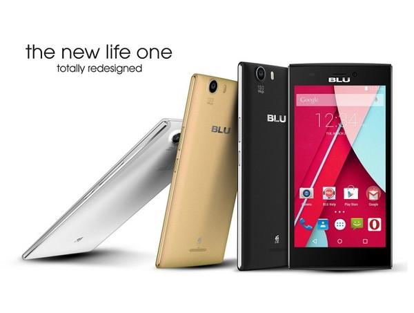 Blu Life One, Life One XL и Life 8 XL