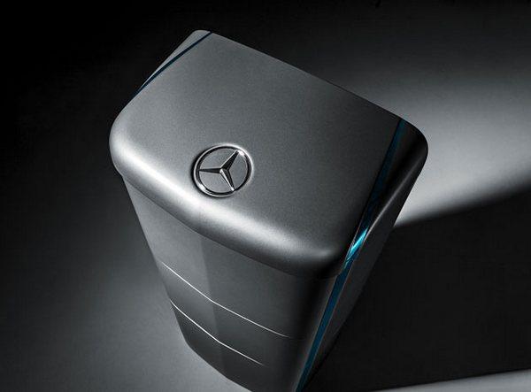 Mercedes-Benz аккумуляторы