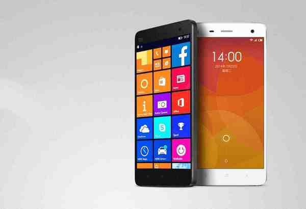 Xiaomi Mi4 Windows 10