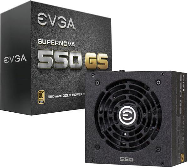 Производитель предоставляет на блоки питания EVGA SuperNOVA GS пятилетнюю гарантию