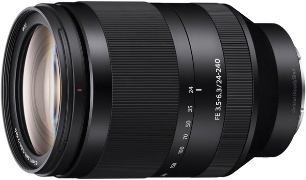 �������� Sony FE 24-240mm f/3.5-6.3 OSS (SEL24240) ����� $1000