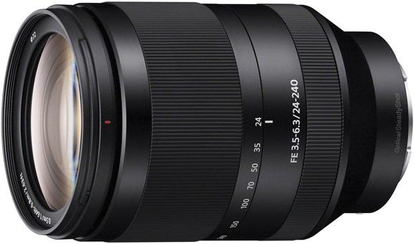 Объектив Sony FE 24-240mm f/3.5-6.3 OSS (SEL24240) стоит $1000