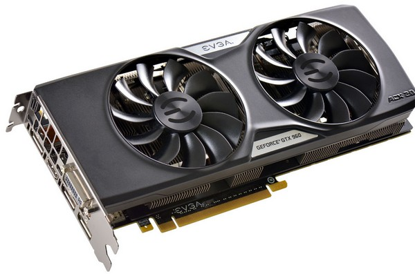 EVGA Nvidia GeForce GTX 960