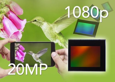 Датчик изображения Toshiba T4KA7